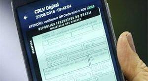 CRLV Digital Certificado Registro Veicular