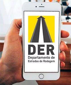 App DER Online Consulta de Multas
